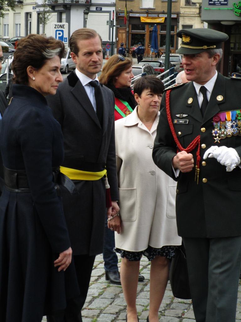 Les comm morations de l armistice le 11 novembre 2015 en for Salon bruxelles novembre 2017